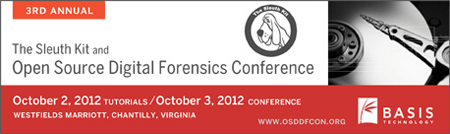 The Sleuth Kit & Open Source Digital Forensics Conference &...
