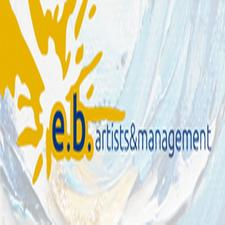 eb. artists&management logo