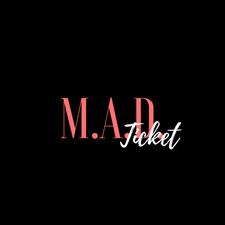 M.A.D. TICKET CENTER logo