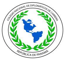 El Colegio Nacional de Diplomáticos de Carrera de Panamá (CONADIP)/ The National College of Diplomats of Career of Panama logo