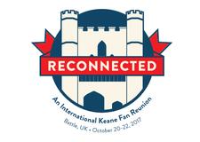 Leah Salt, Jo Starkey + Reconnected Keane Fan Reunion Organizing Committee logo