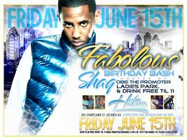 FABOLOUS Friday June 15, 2012 @ Harlem Nights