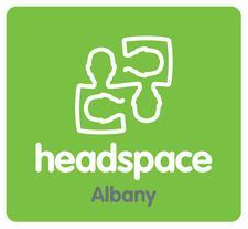 headspace Albany logo
