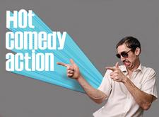 Hot Comedy Action logo
