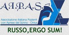 Associazione Italiana Pazienti con Apnee del Sonno-ONLUS logo