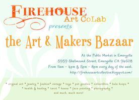 FIREHOUSE ART SHOW & SELL inside Public Market food hall in...