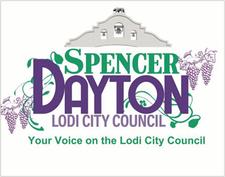 Dayton for Lodi City Council  2018 logo