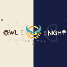 OWL NIGHT FESTIVAL logo