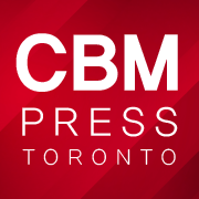 CBM PRESS logo