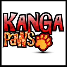 Kanga Paws - Costume and Prop makers logo
