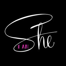 1 Am She logo