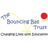 The Bouncing Ball Trust logo