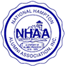 National Hampton Alumni Association, Inc. logo