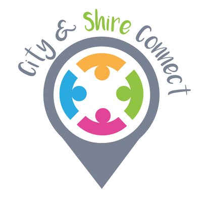 City And Shire Connect logo