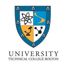 UTC Bolton logo