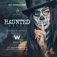 Haunted Hotel | Costumes & Cocktails
