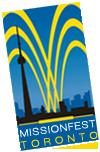 MissionFest Toronto logo