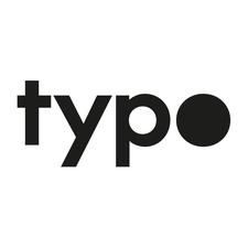 Typographic Circle logo