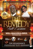 """The Remedy""  Will Graves & Soul Featuring Keia"