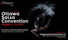 OTTAWA SALSA CONVENTION logo