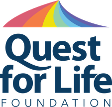 Quest for Life Foundation logo