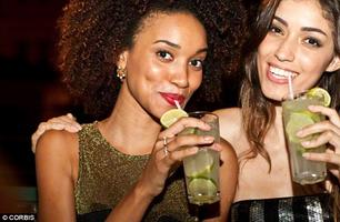 One Hour Open Bar for Ladies | Chi-Cha U St DC...