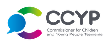 Commissioner for Children and Young People (Tas)  logo