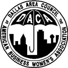 Dallas Area Council of ABWA logo