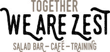 We Are Zest Cafe logo