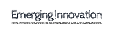 Emerging Innovation by Carthage Global logo