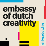 Embassy of Dutch Creativity  logo