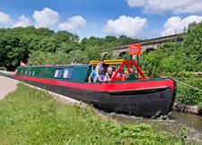 Wooden Canal Boat Society logo
