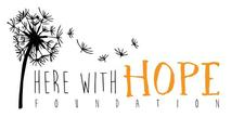 Here with HOPE Foundation logo