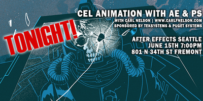 After Effects Seattle June - Cel Animation with AE &...