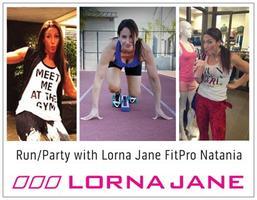 Lorna Jane & Vision Night