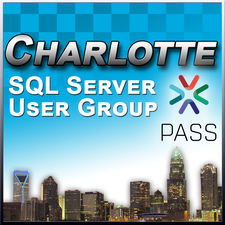 Charlotte SQL Server User Group logo