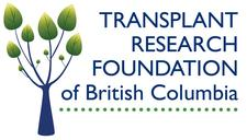 Transplant Research Foundation of BC logo