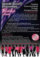 6th Nashville Women's Empowerment Workshop Series:...