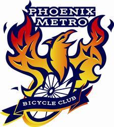Phoenix Metro Bicycle Club logo