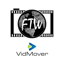 Framing the World Productions, in conjunction with Vidmover Presents logo