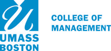 UMass Boston College of Management  logo