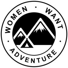 Women Want Adventure logo