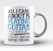 Melbourne Ukeleles and Guitars (MUGs) logo
