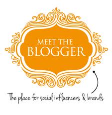 Meet the Blogger logo