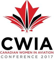 Canadian Women In Aviation Conference logo