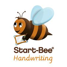 Start-Bee Handwriting//Handwriting Centre of Excellence logo