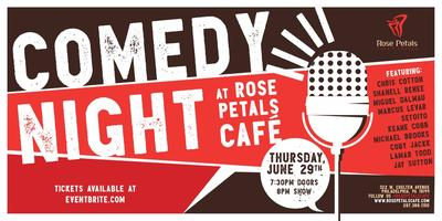 Comedy Night at The Rose Petals
