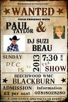 Christmas with Paul Taylor an Evening of Live Music and...