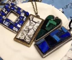 Mosaic Jewelry Making Workshop