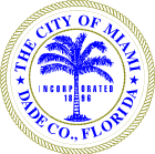 City of Miami Procurement Department logo